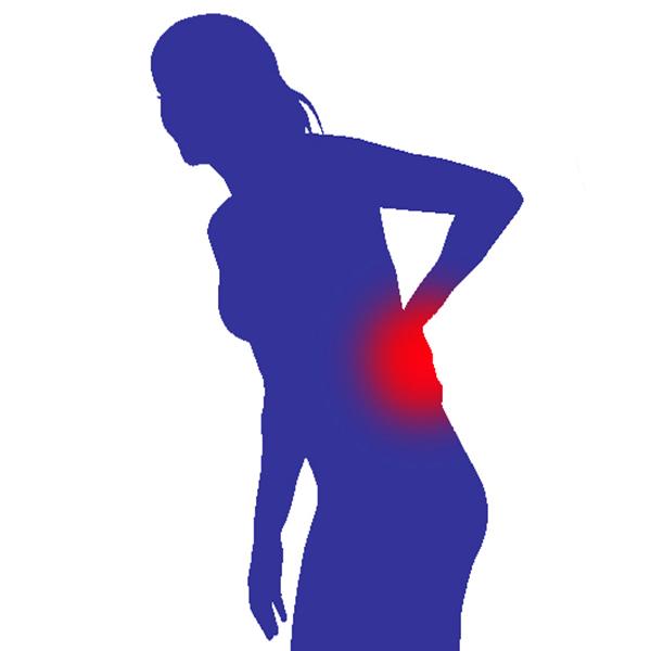 腰・臀部の痛み